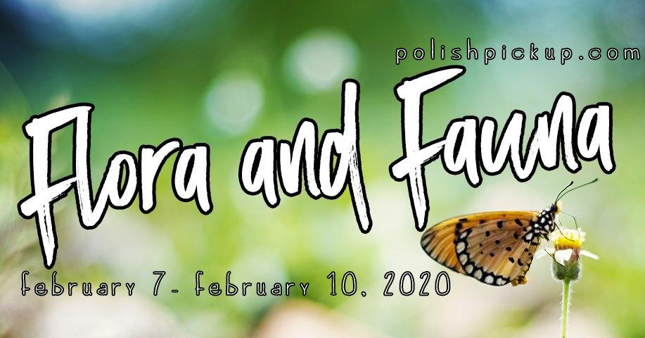Flora & Fauna PPU Feb 2020