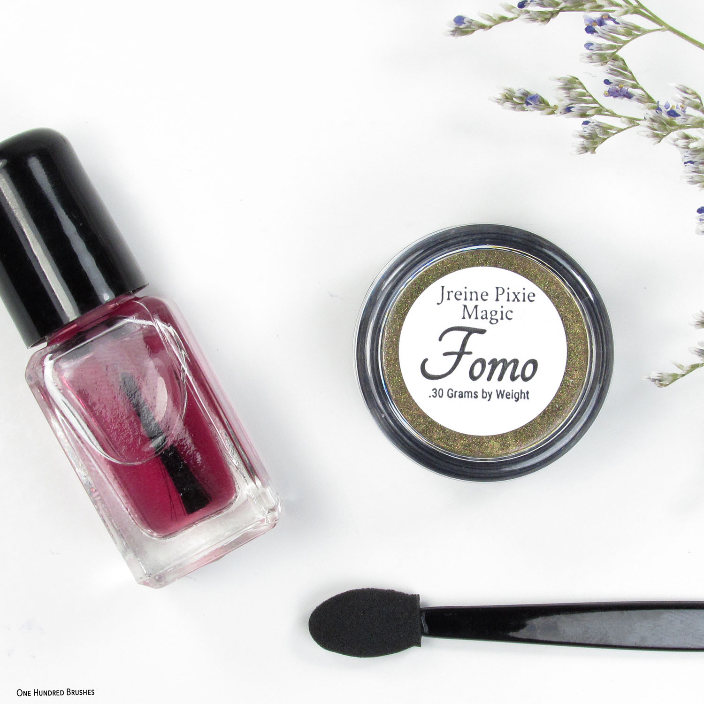 Fomo Pixie Kit - JReine Cosmetics - Polish Pickup March 2020