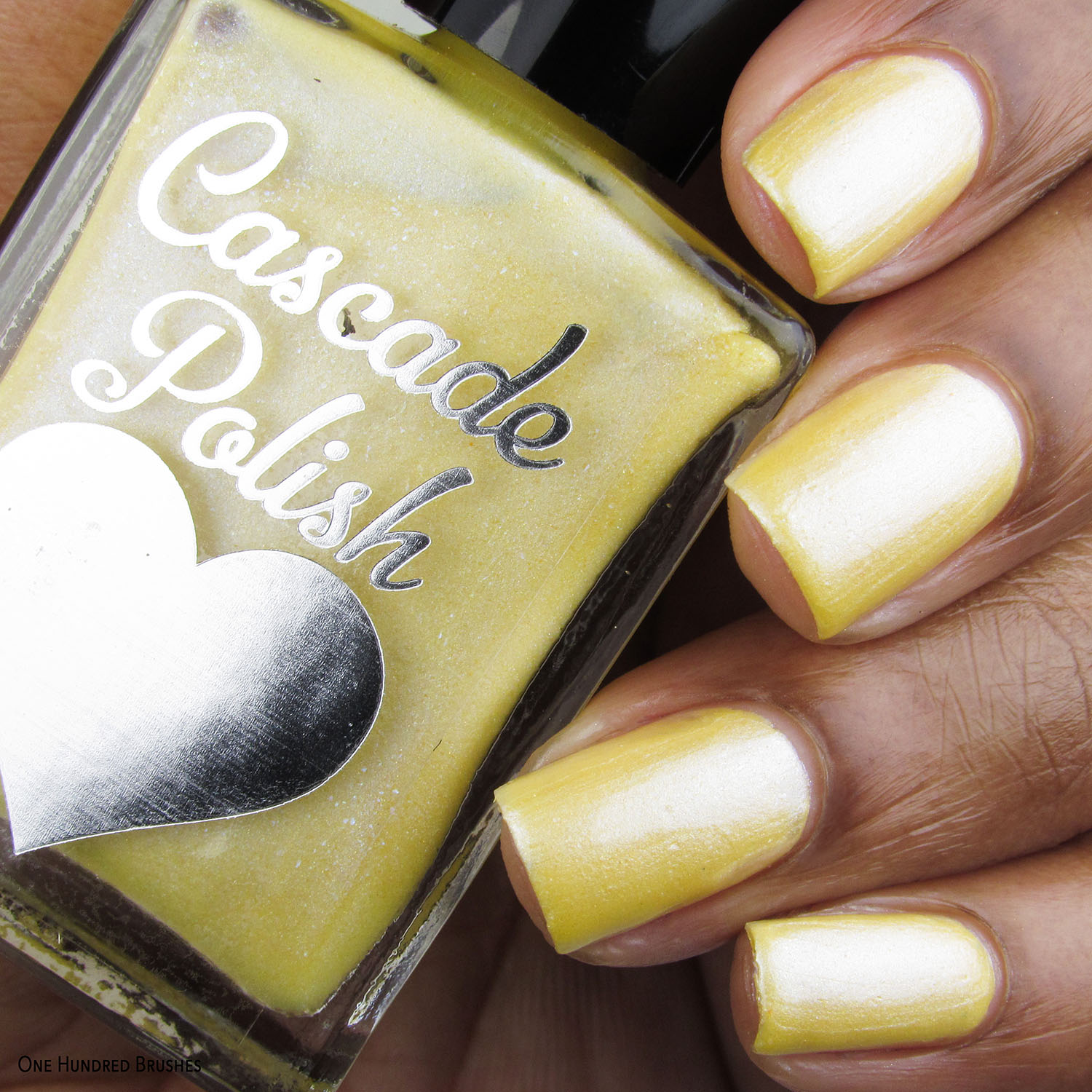 Hold Up - Copacetic Cosmetics (Cascade Polish) - Fallout Polished Gamers February 2020