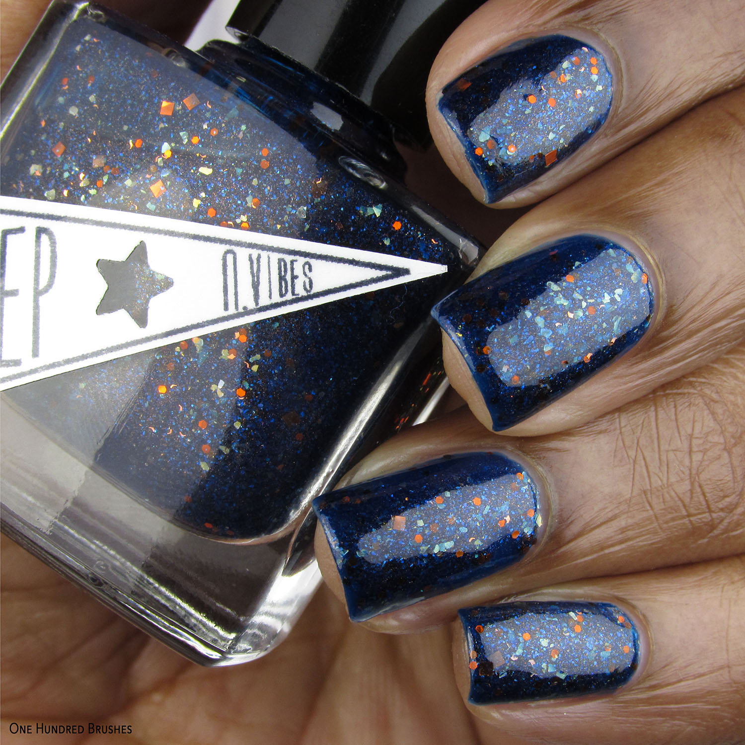 Meteor Shower - Stargazer Collection - Pep Nail Vibes Feb 2020