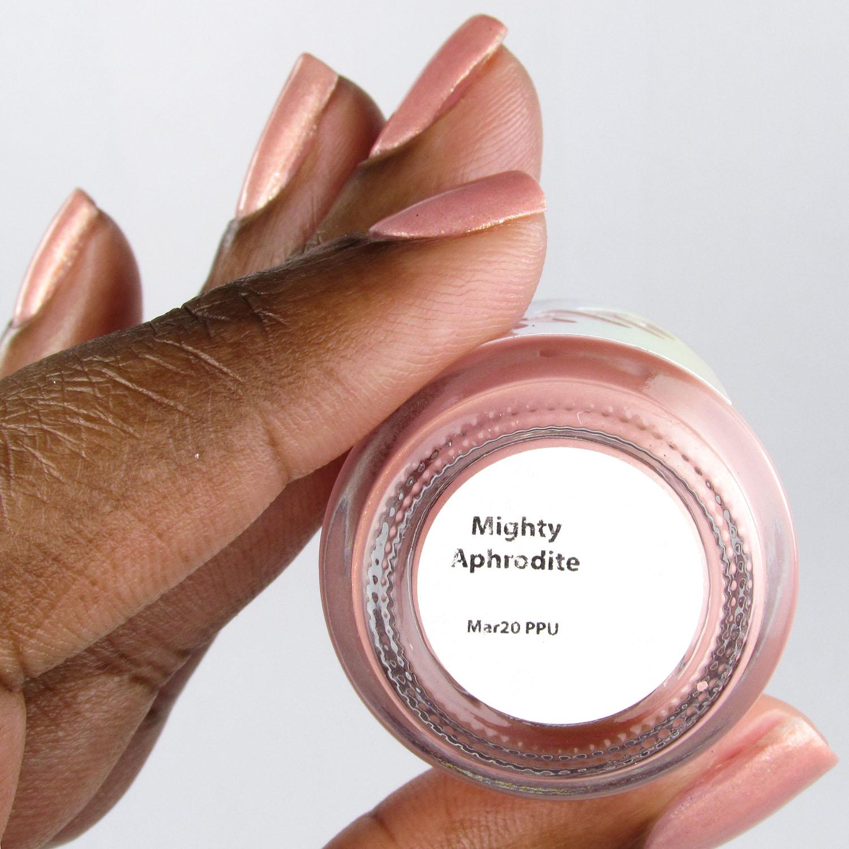 Mighty Aphrodite - Sweet Heart Polish - Polish Pickup March 2020
