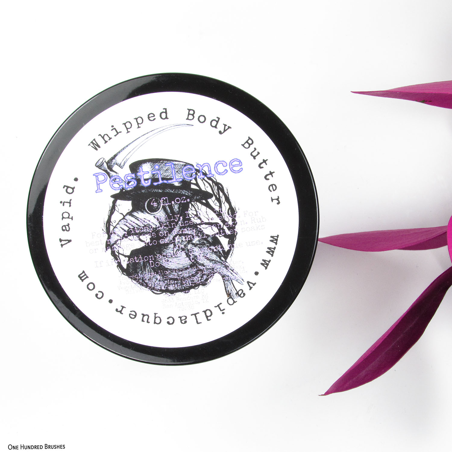 Pestilence Body Butter - Vapid Lacquer - Polish Pickup March 2020