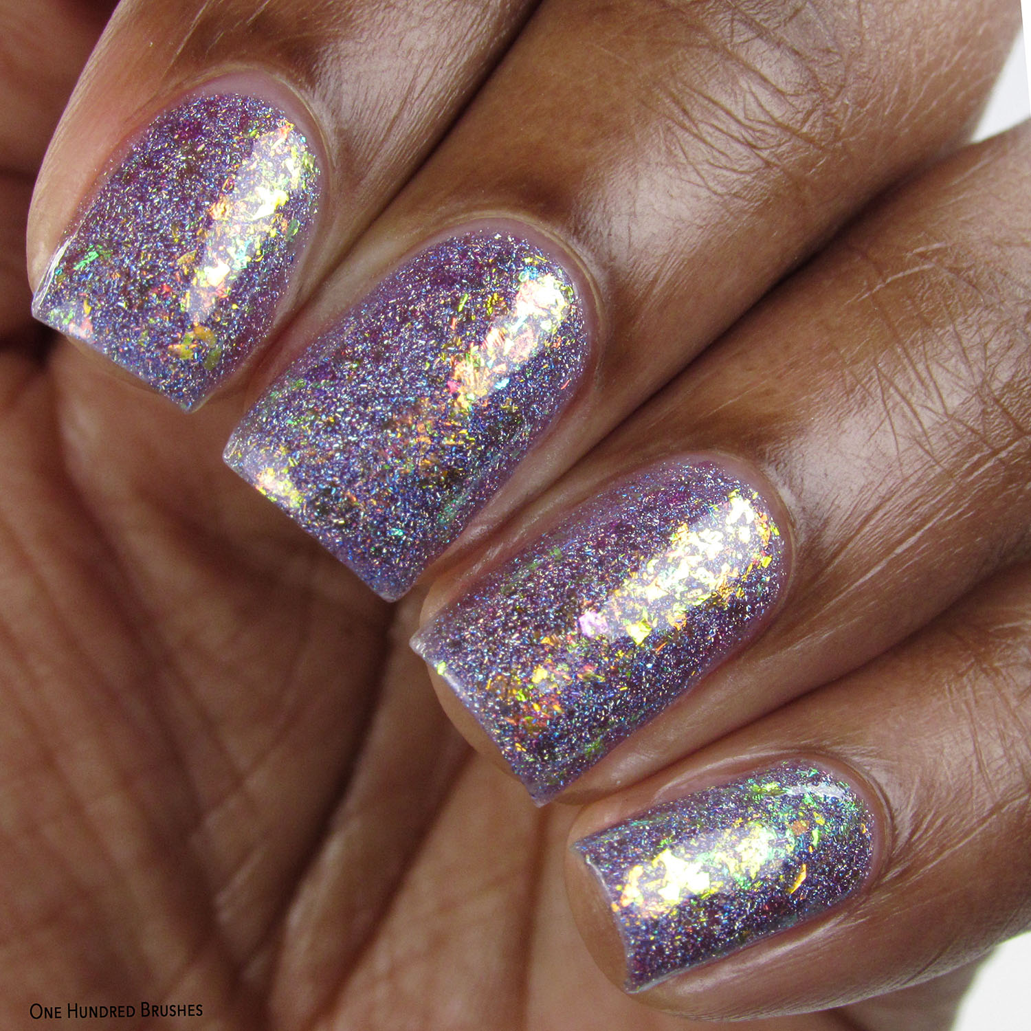 Sól What - KB Shimmer - Polish Pickup March 2020