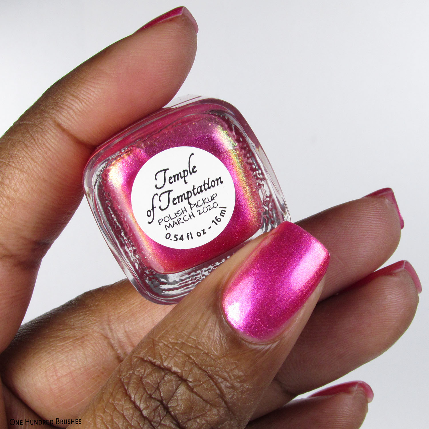 Temple of Temptation - JReine Cosmetics - Polish Pickup March 2020