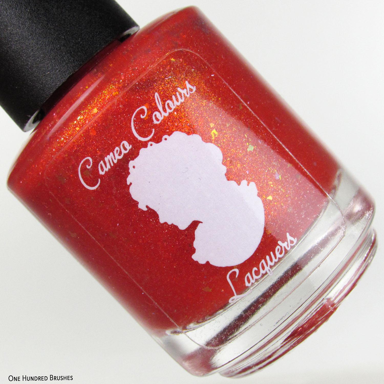 Coronate Medusa - Cameo Colours Lacquers - Polish Pickup April 2020