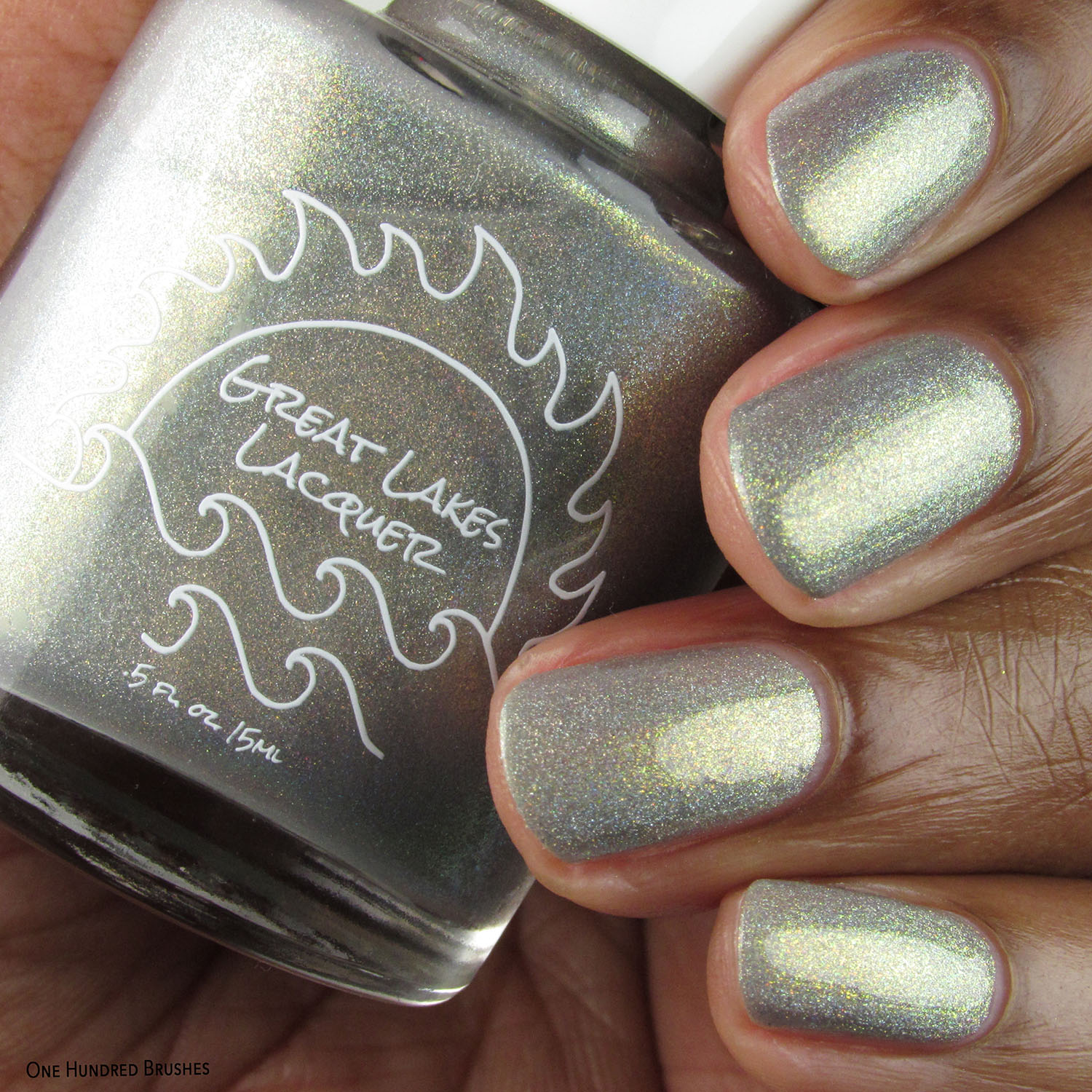 The MetalBender - Bottle Front - Great Lakes Lacquer - HHC March 2020