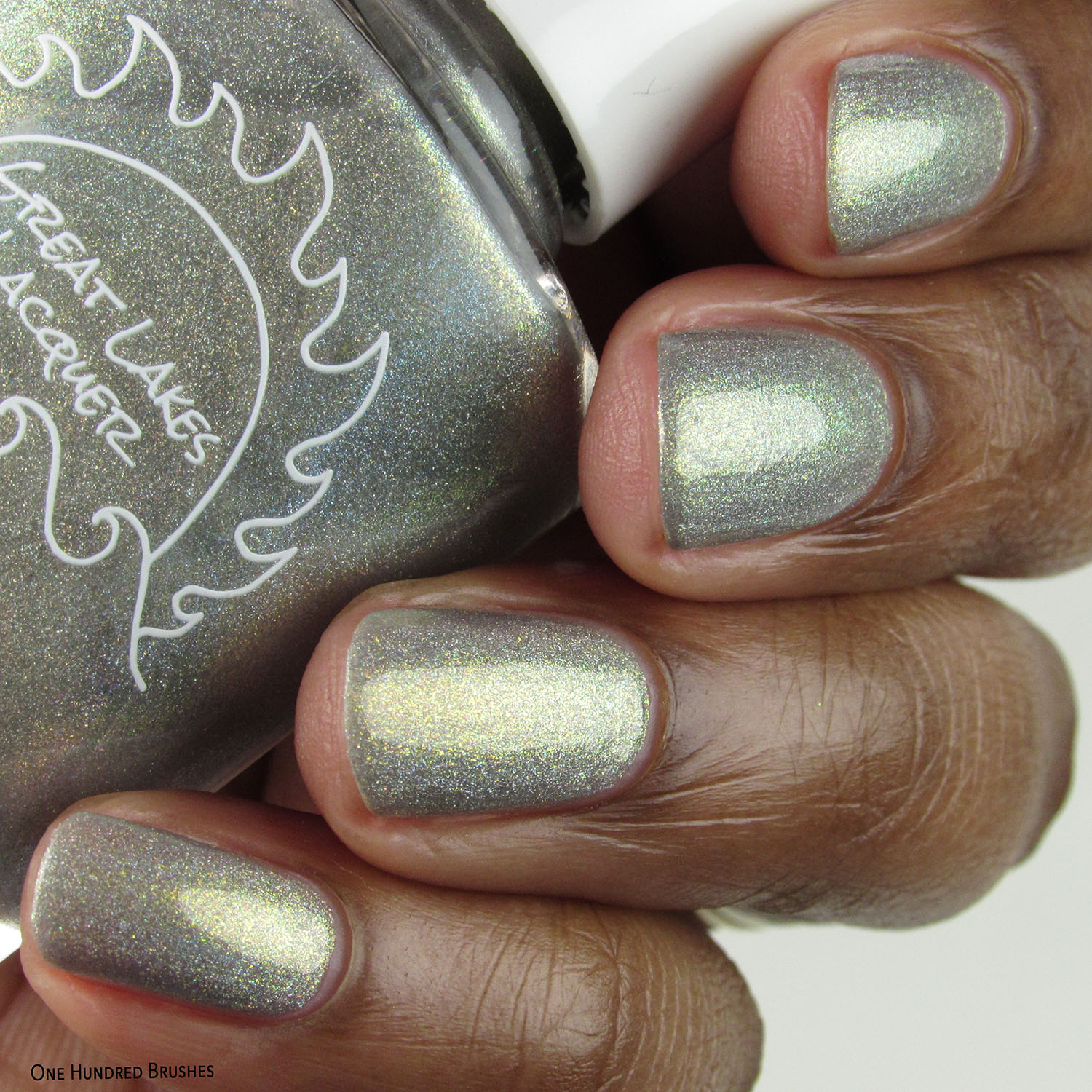 The MetalBender - Bottle Side - Great Lakes Lacquer - HHC March 2020