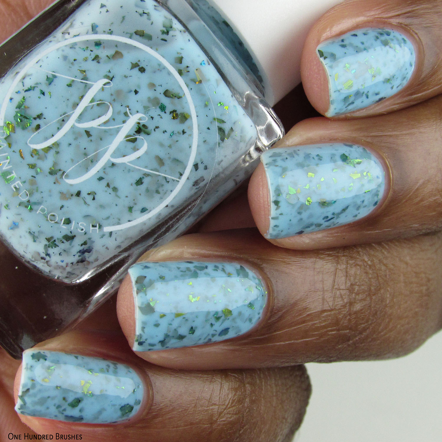 Bloomin' Bluebells - Painted Polish - Spring Has Sprung Quartet 2020