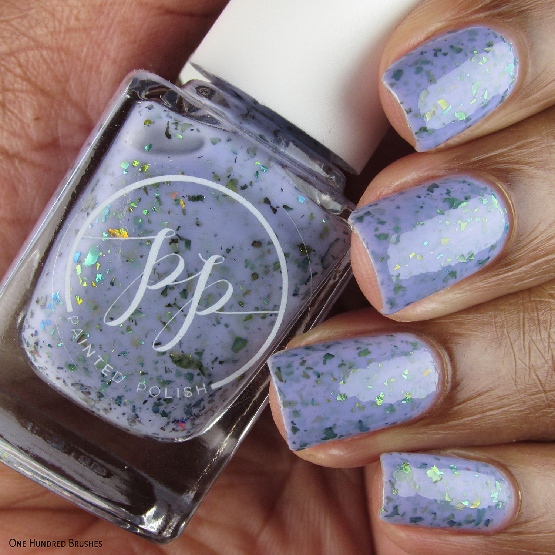 Lavender Lush - Painted Polish - Spring Has Sprung Quartet 2020