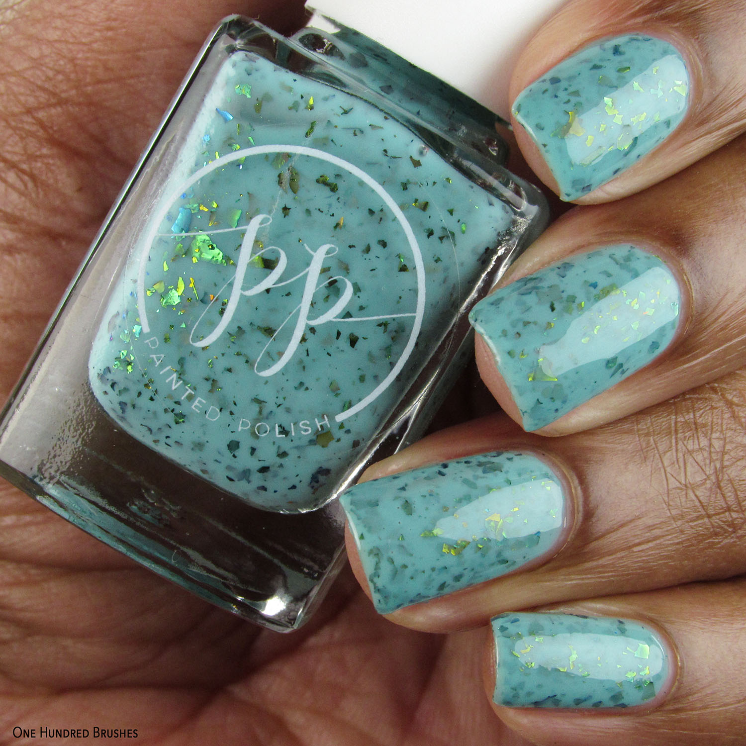 Minty Meadows - Painted Polish - Spring Has Sprung Quartet 2020