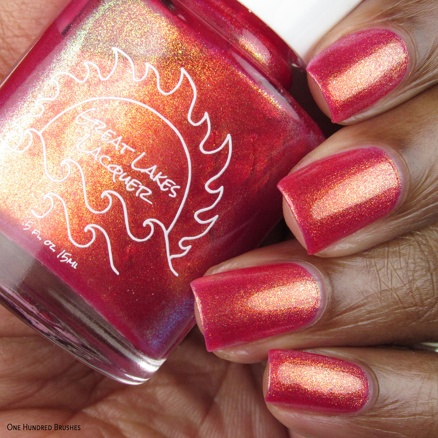 The Dragon of the West - Great Lakes Lacquer - HHC April 2020