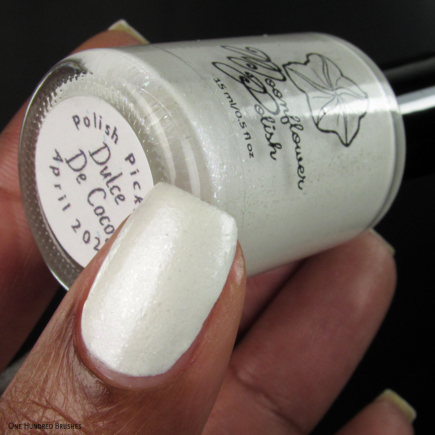 Dulce De Coco - Moonflower Polish - Polish Pickup May 2020