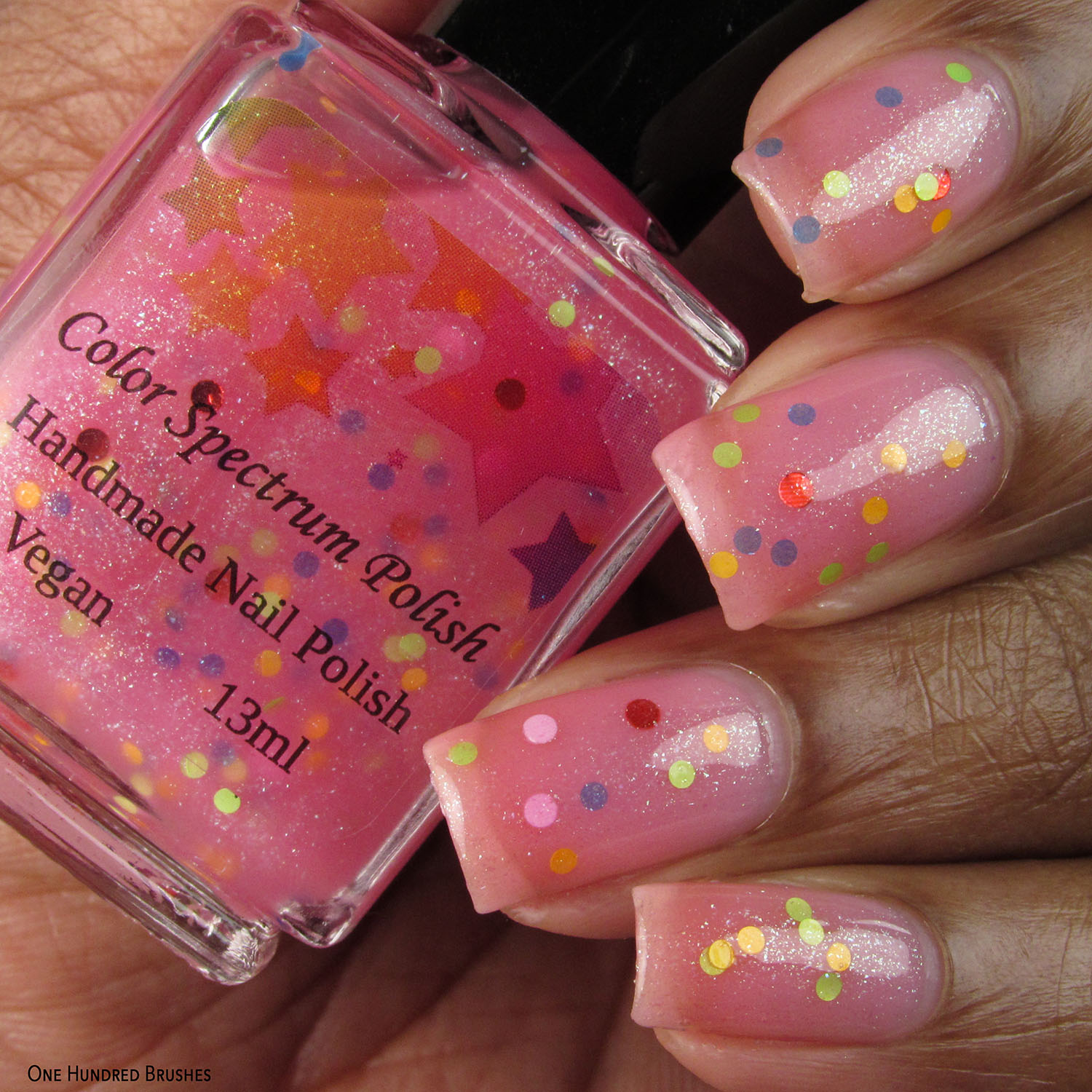 Sweets and Sours - Color Spectrum Polish - Polish Pickup May 2020