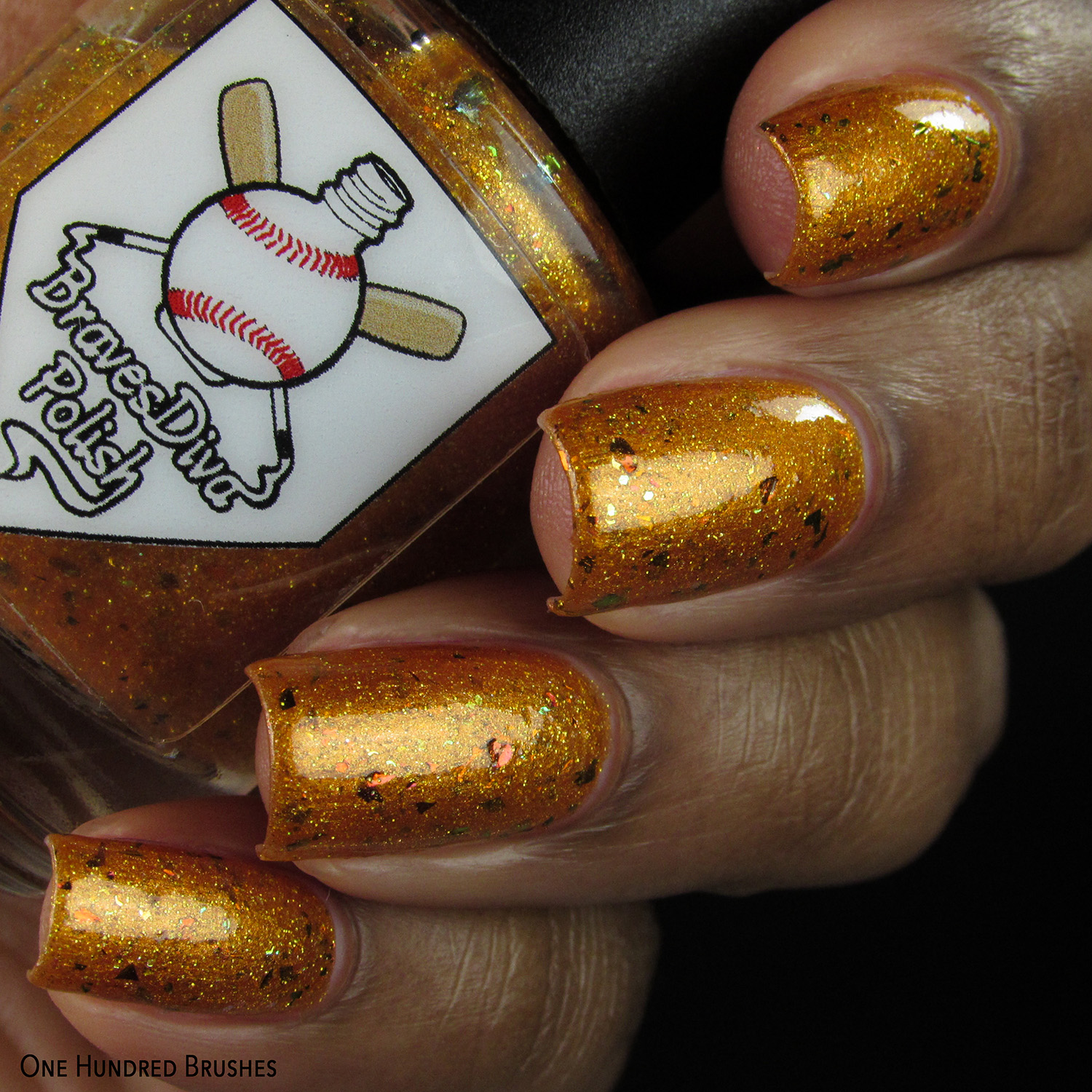 Fifty Shades of Hey - ROTM - Bases Loaded Lacquer - September 2020